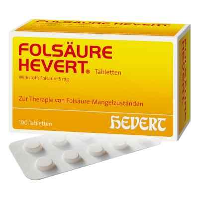 Folsaeure Hevert Tabl.