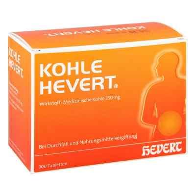 Kohle Hevert tabletki węglowe  zamów na apo-discounter.pl