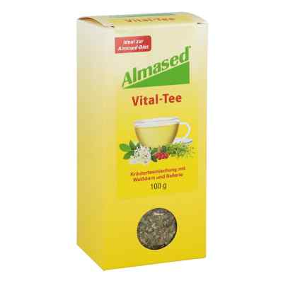Almased herbata wspomagająca odchudzanie  zamów na apo-discounter.pl