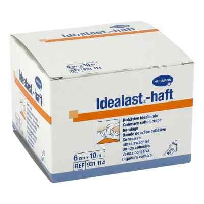 Idealast Haft Binde 6cmx10m  zamów na apo-discounter.pl