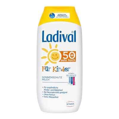 Ladival mleczko ochronne na słońce dla dzieci SPF 50+  zamów na apo-discounter.pl
