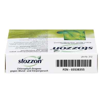 Stozzon chlorofil tabletki powlekane  zamów na apo-discounter.pl