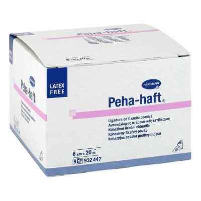 Peha Haft Fixierbinde latexfrei 20mx6cm  zamów na apo-discounter.pl