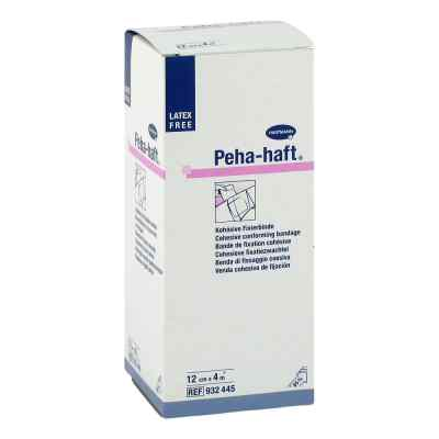 Peha Haft 4mx12cm bandaż elastyczny bezlateksowy  zamów na apo-discounter.pl