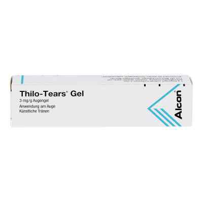 Thilo Tears Augengel  zamów na apo-discounter.pl