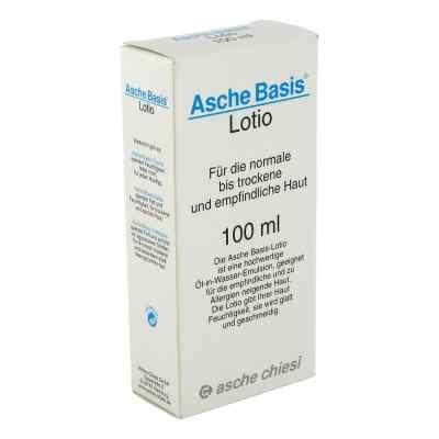 Asche Basis balsam