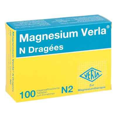 Magnesium Verla N drażetki  zamów na apo-discounter.pl
