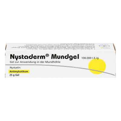 Nystaderm Mundgel  zamów na apo-discounter.pl