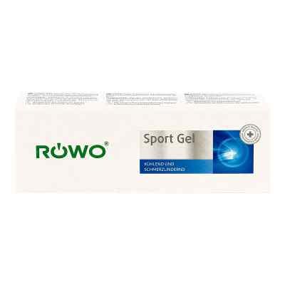 RÖWO Sport Gel żel chłodzący  zamów na apo-discounter.pl