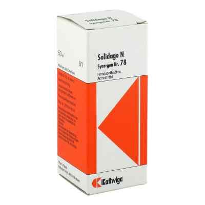 Synergon 78 Solidago N Tropfen  zamów na apo-discounter.pl