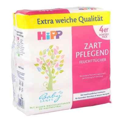 Hipp Baby chusteczki nawilżone  zamów na apo-discounter.pl