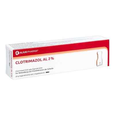 Clotrimazol Al 2% krem dopochwowy  zamów na apo-discounter.pl
