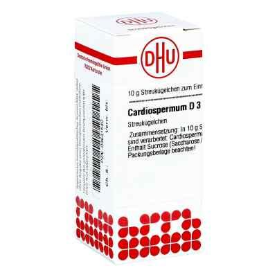 Cardiospermum D 3 Globuli  zamów na apo-discounter.pl