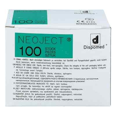 Kanuelen Einmal Neoject Gr.1 0,9x40mm  zamów na apo-discounter.pl