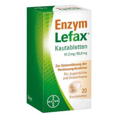Enzym Lefax Kautabl.  zamów na apo-discounter.pl