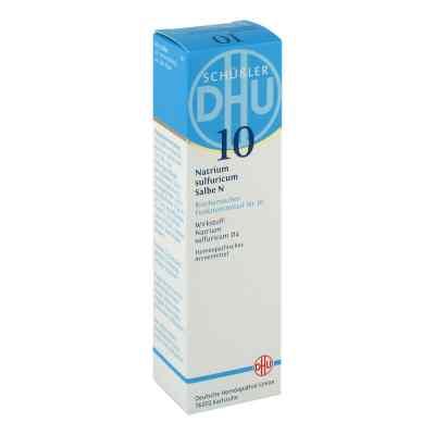 Biochemie Dhu 10 Natrium sulfur.N D 4 Salbe  zamów na apo-discounter.pl