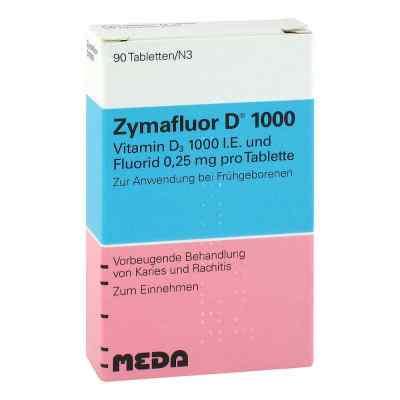 Zymafluor D 1000 Tabl.  zamów na apo-discounter.pl
