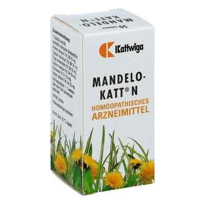 Mandelo Katt N Tabl.