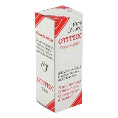 Otitex Ohrentr.  zamów na apo-discounter.pl