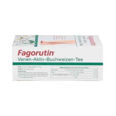 Fagorutin Venen Aktiv herbata z gryki