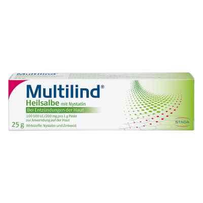 Multilind Heilsalbe m.Nystatin