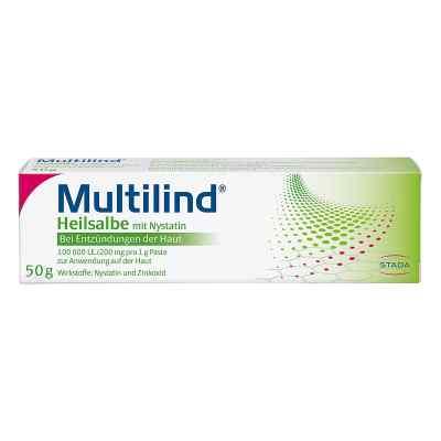 Multilind maść lecznicza   zamów na apo-discounter.pl