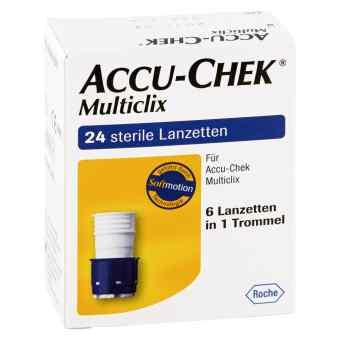 Accu Chek Multiclix lancety