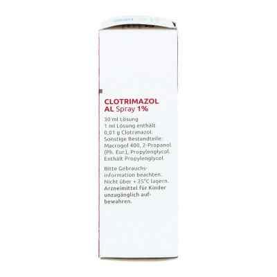 Clotrimazol Al Spray 1%  zamów na apo-discounter.pl