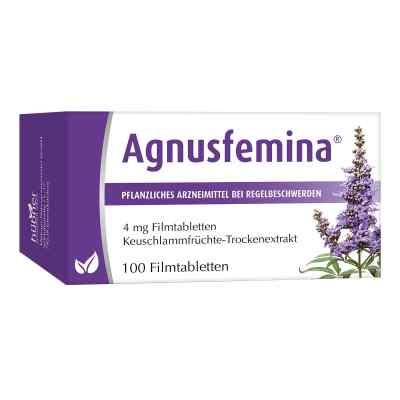 Agnusfemina 4 mg Filmtabletten  zamów na apo-discounter.pl