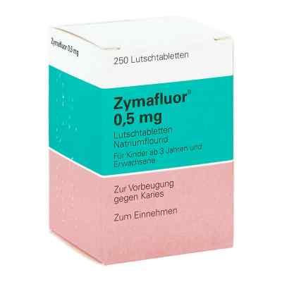 Zymafluor 0,5 mg tabletki do ssania  zamów na apo-discounter.pl
