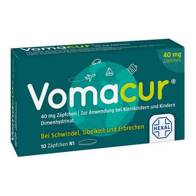 Vomacur 40 Suppos.  zamów na apo-discounter.pl