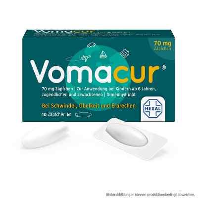 Vomacur 70 Czopki  zamów na apo-discounter.pl