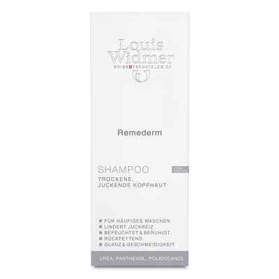 Louis Widmer Remederm szampon bezzapachowy