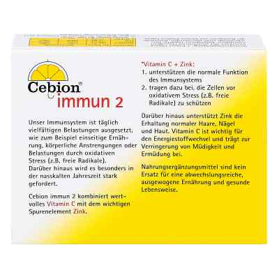 Cebion Immun 2 kapsułki