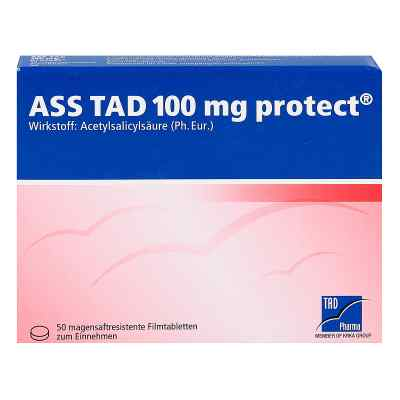 Ass Tad 100 mg Protect Tabl. magensaftr.  zamów na apo-discounter.pl