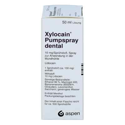 Xylocain spray stomatologiczny  zamów na apo-discounter.pl
