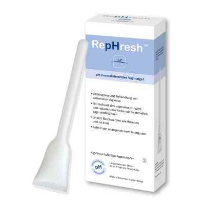 Rephresh sanol żel dopochwowy z aplikatorem  zamów na apo-discounter.pl
