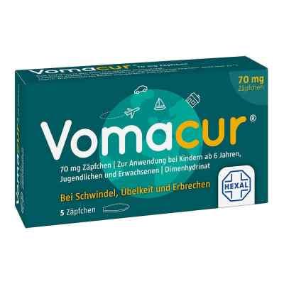 Vomacur 70 Suppos.  zamów na apo-discounter.pl