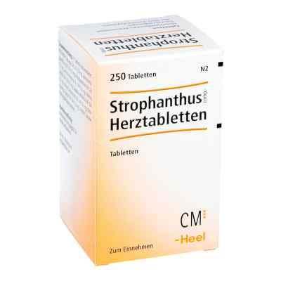 Strophanthus Comp. tabletki na serce  zamów na apo-discounter.pl