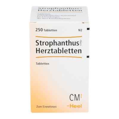 Strophanthus Comp. Herztabletten  zamów na apo-discounter.pl