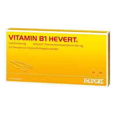 Vitamin B 1 Hevert Amp.