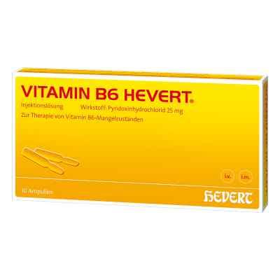 Vitamin B 6 Hevert Amp.