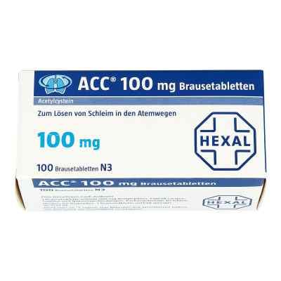 Acc 100 Brausetabl.  zamów na apo-discounter.pl