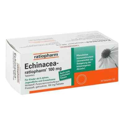 Ratiopharm Echinacea 100 mg tabletki  zamów na apo-discounter.pl