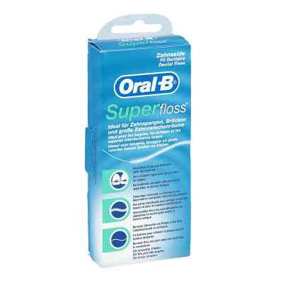Oral B Superfloss nić dentystyczna