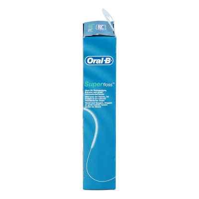 Oral B Superfloss nić dentystyczna  zamów na apo-discounter.pl