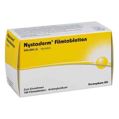 Nystaderm Filmtabl.  zamów na apo-discounter.pl