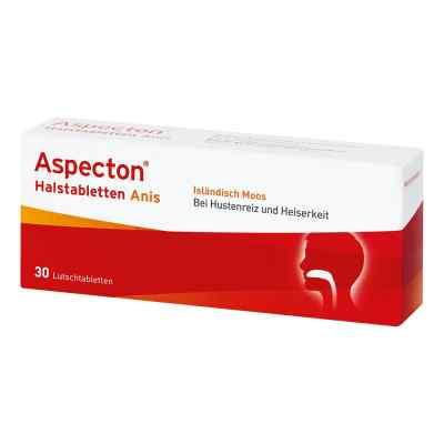 Aspecton tabletki na gardło do ssania  zamów na apo-discounter.pl