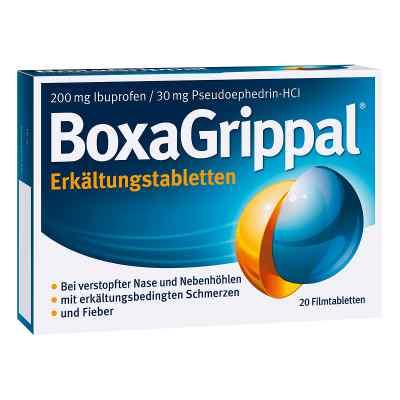 Boxagrippal 200 mg/30 mg tabletki powlekane