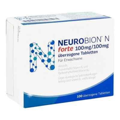 Neurobion N forte Drag.  zamów na apo-discounter.pl